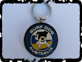 Blue Dog Tags